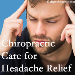 Most Chiropractic Clinic offers Murfreesboro chiropractic care for headache and migraine relief.