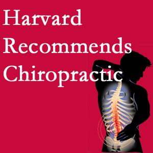 Most Chiropractic Clinic offers chiropractic care like Harvard recommends.