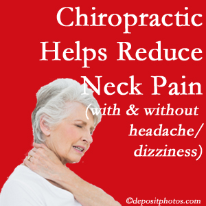 Murfreesboro chiropractic treatment of neck pain even with headache and dizziness relieves pain at a reduced cost and increased effectiveness.