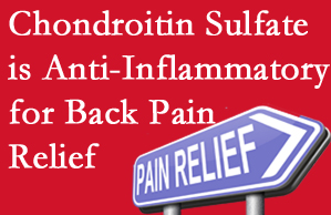 Murfreesboro chiropractic treatment plan at Most Chiropractic Clinic may well include chondroitin sulfate!