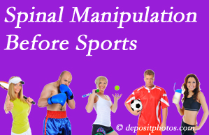 Most Chiropractic Clinic offers spinal manipulation to athletes of all types – recreational and professional – to enhance their efforts.