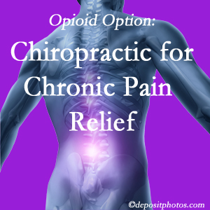 Instead of opioids, Murfreesboro chiropractic is valuable for chronic pain management and relief.