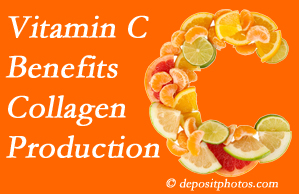 Murfreesboro chiropractic shares tips on nutrition like vitamin C for boosting collagen production that decreases in musculoskeletal conditions.