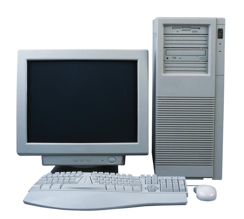 picture of a desktop computer